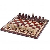Красивые деревянные шахматы Роял (Royal) 48 см CHW96