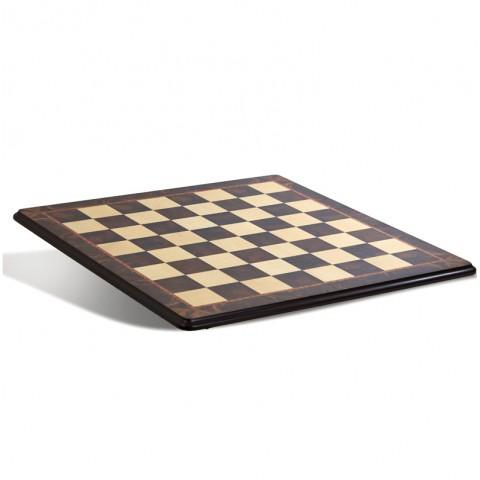 Шахматная доска деревянная Nigri Scacchi DA75G 75x75x3 см