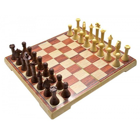 Шахматы магнитные шахматы магнитные DN26147