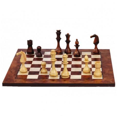 Классические деревянные шахматные фигуры Nigri Scacchi big size