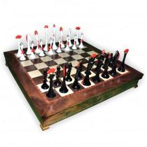 Шахматные фигуры Nigri Scacchi Стиль Модильяни medium size
