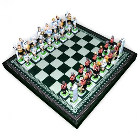 Фигуры шахматные Nigri Scacchi Динамо-Шахтер small size