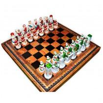 Шахматные фигуры Nigri Scacchi Клеопатра small size