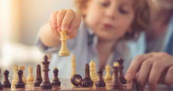 Правила выбора шахматных наборов для детей