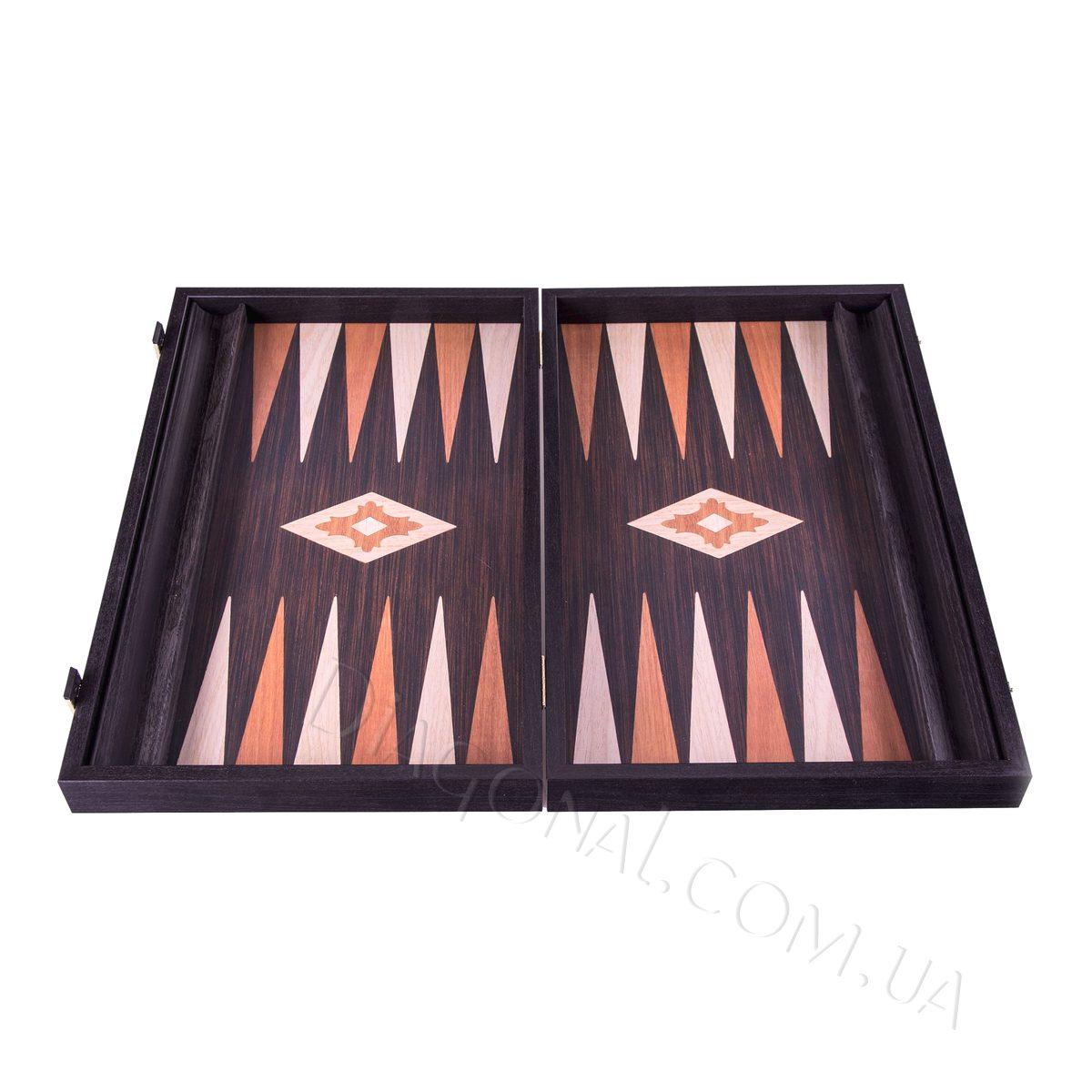 Нарды уникального дизайна орех дуб 48x30 см